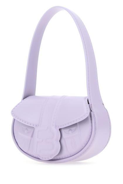Lilac leather My Boo handbag