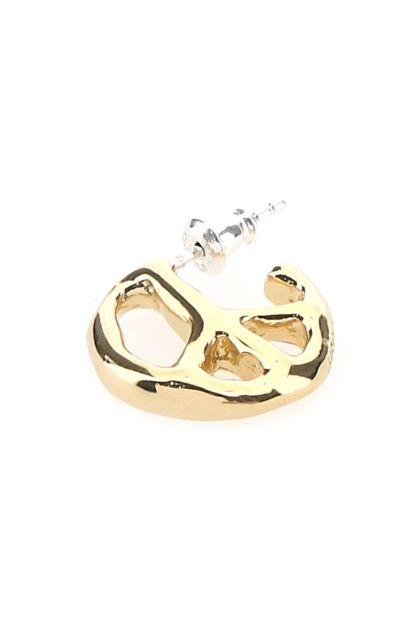 925 silver Peace single earring