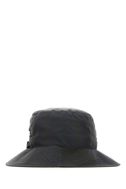 Dark grey polyester Jungle hat