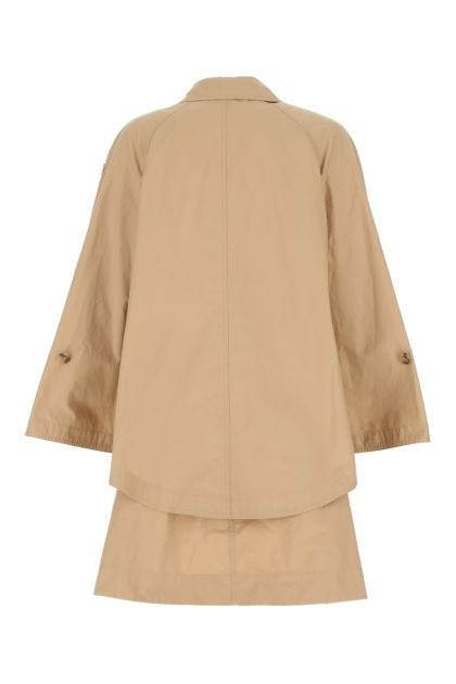 Beige 1 Moncler JW Anderson trench coat