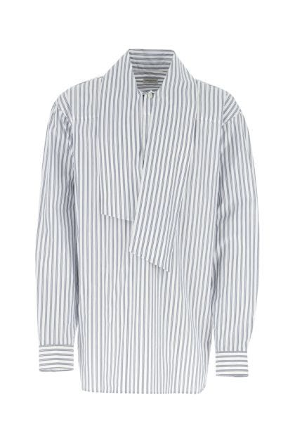 Embroidered viscose Crizz shirt