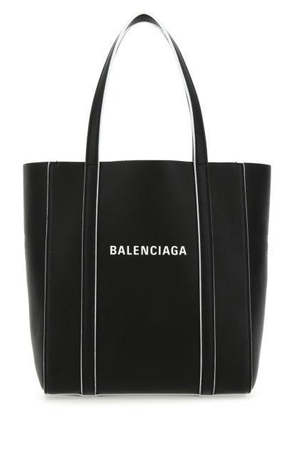 Black leather XXS Everyday handbag