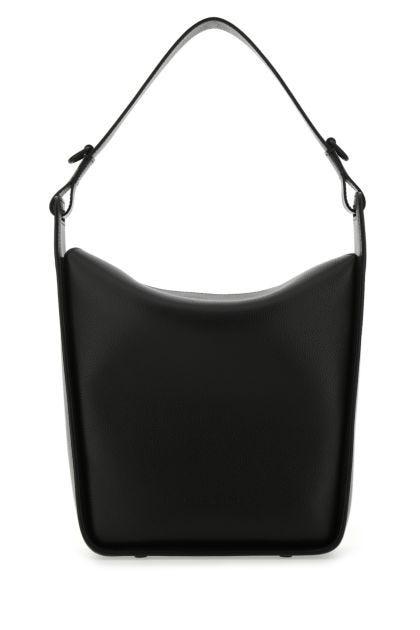 Black leather small Tool 2.0 handbag