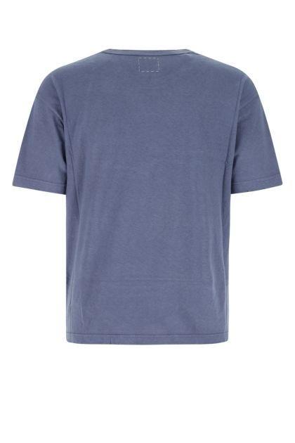 Air force blue cotton Jumbo t-shirt