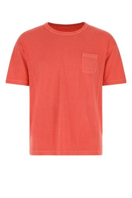 Red cotton Jumbo t-shirt