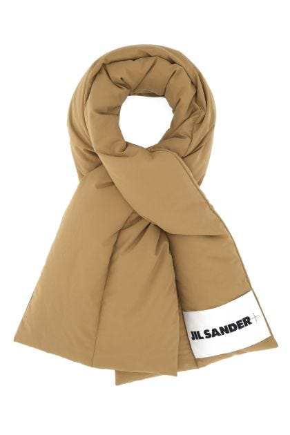 Biscuit polyester scarf
