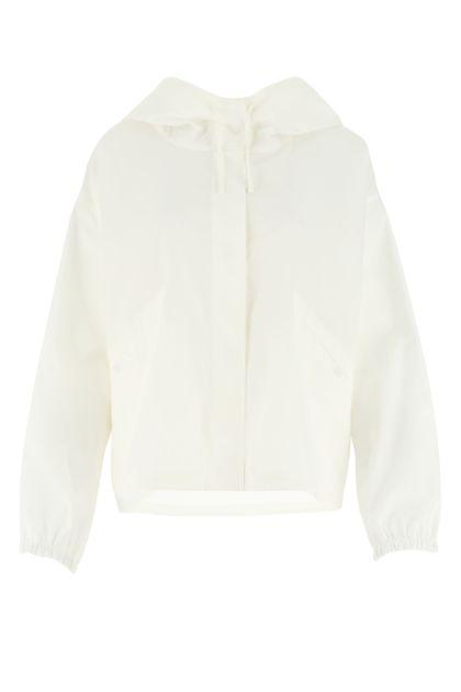 Ivory cotton jacket