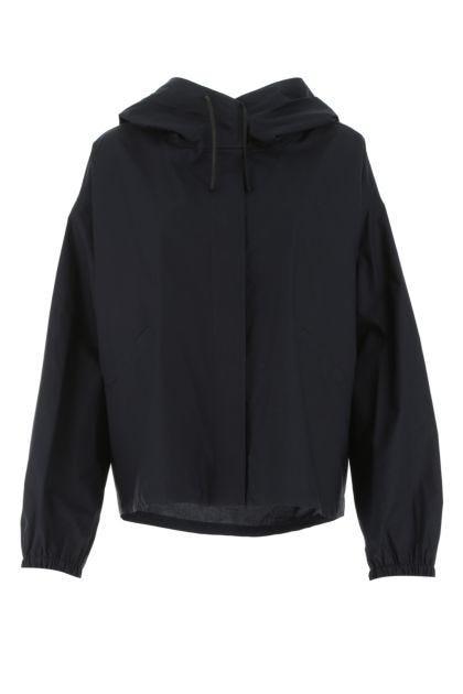 Midnight blue cotton jacket