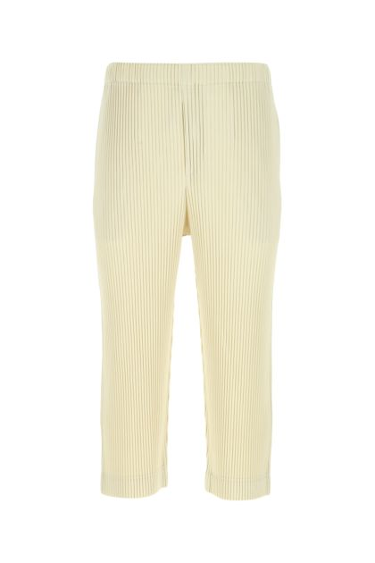 Sand polyester pant