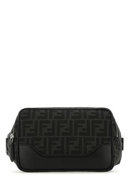 Embroidered polyester belt bag