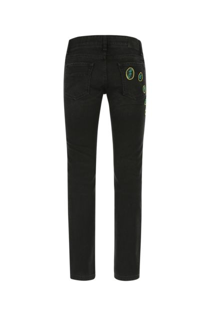 Slate denim jeans