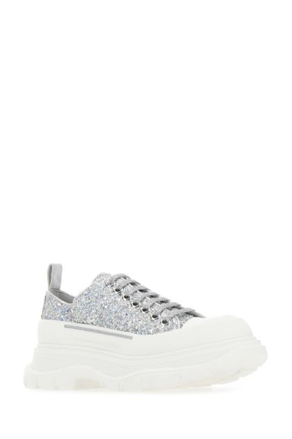 Embellished fabric Tread Slick sneakers