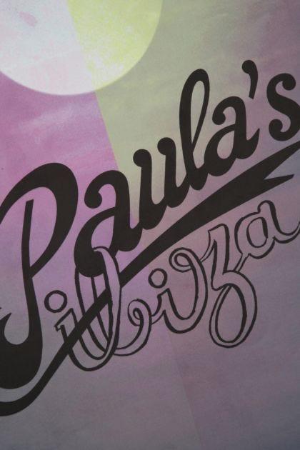 Printed microfiber Paula's Ibiza yoga mat