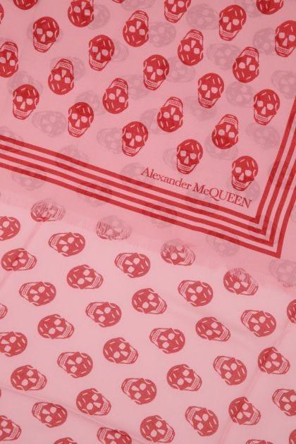 Printed modal scarf