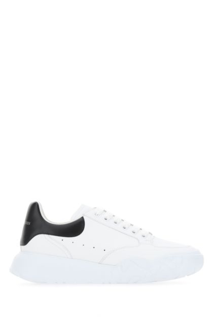 White leather Trainer Court sneakers