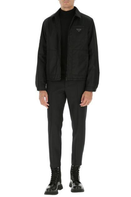 Black Re-Nylon jacket