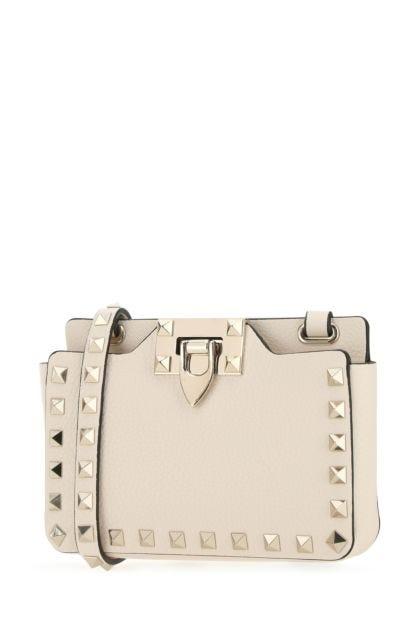 Ivory leather phone case