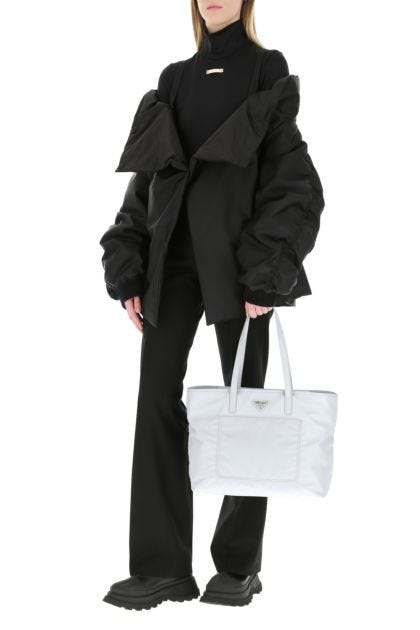 Ice nylon shopping bag