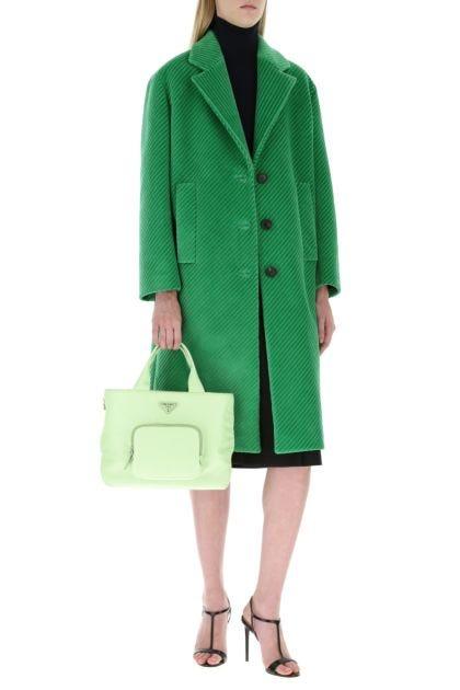 Mint green Re-nylon handbag