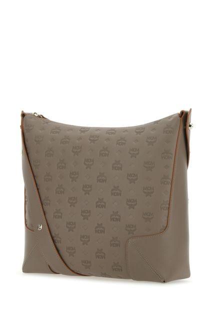 Black leather large Klara shoulder bag