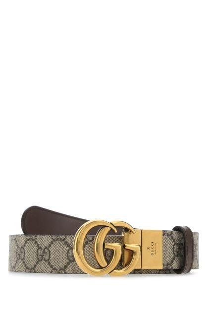GG Supreme fabric GG Marmont reversible belt