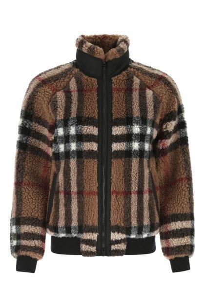 Printed pile jacket