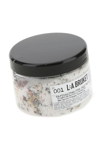 Marigold/Orange/Geranium sea salt bath