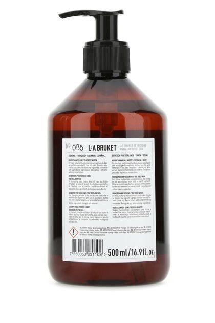 Lime/Tea Tree/Mint Dog Shampoo