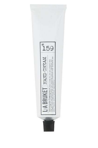 Lemongrass hand cream