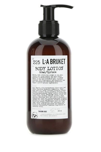 Spruce body lotion