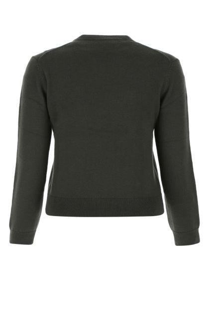 Mud wool sweater