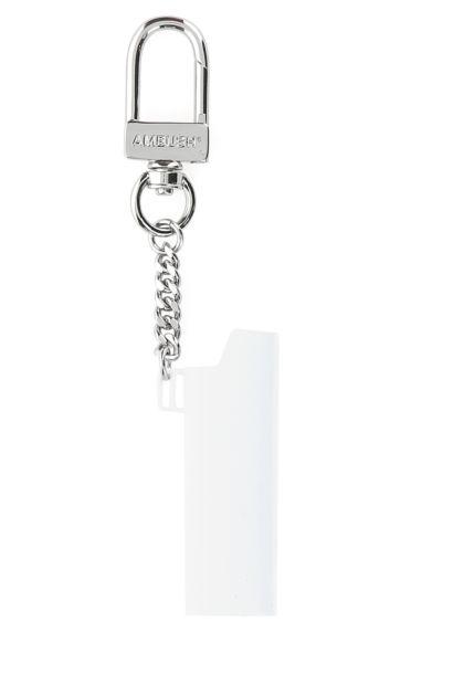 Metal Lighter Case key ring