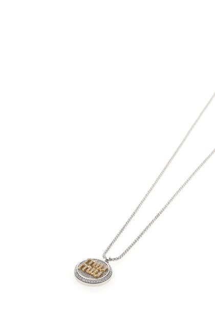 Silver Amulet Jewels necklace
