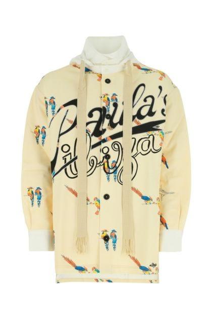 Printed cotton Paula's Ibiza sweatshirt