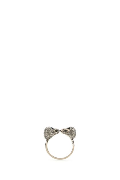 Platinum metal ring