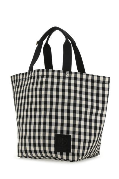 Printed polyester shopping bag