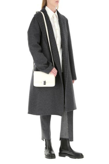 Ivory leather medium 4G crossbody bag