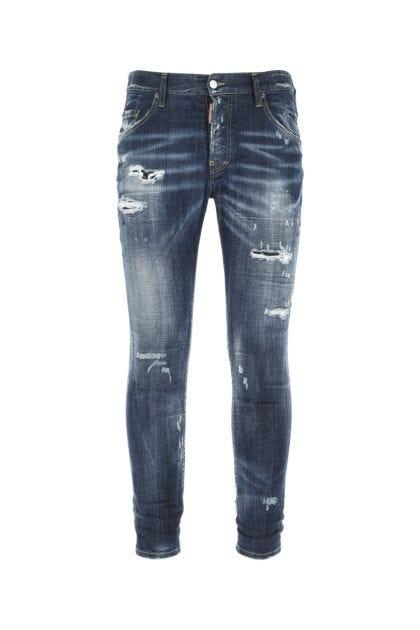 Stretch cotton Skater jeans