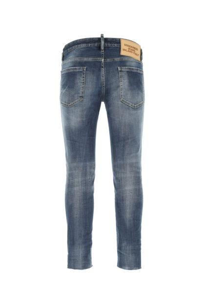 Stretch denim Slim Cropped jeans