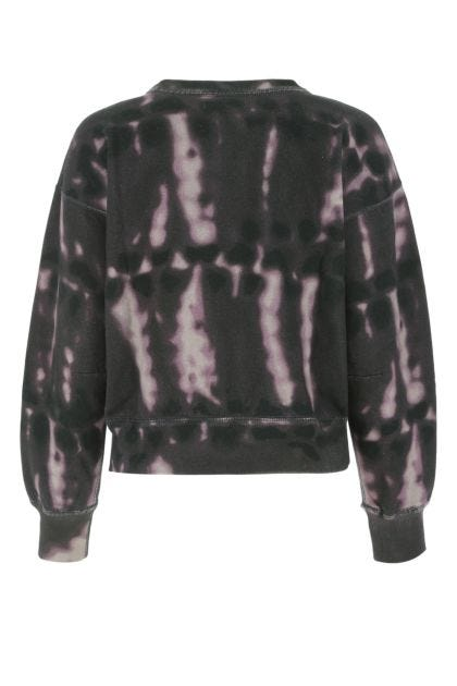 Multicolor cotton blend Mobyli sweatshirt
