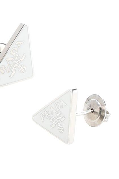 925 Silver Symbole earrings