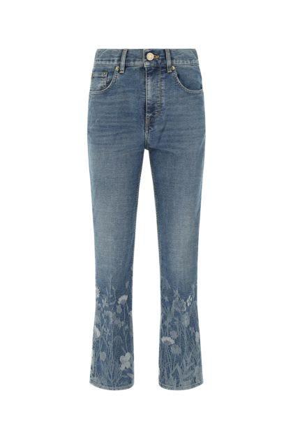 Denim Deryn Cropped jeans