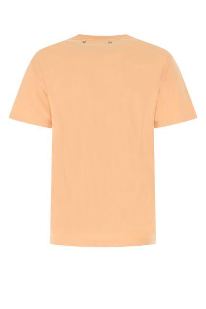 Peach cotton t-shirt