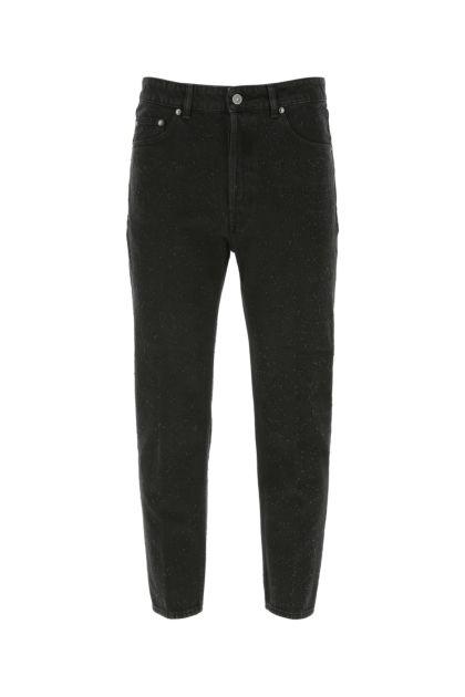 Black denim Happy jeans