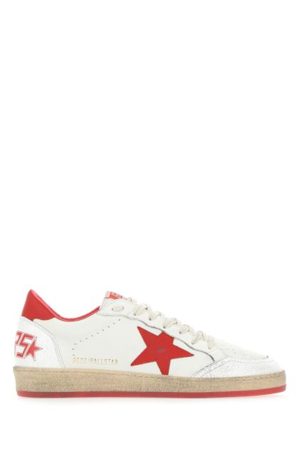 Multicolor leather Ball Star sneakers