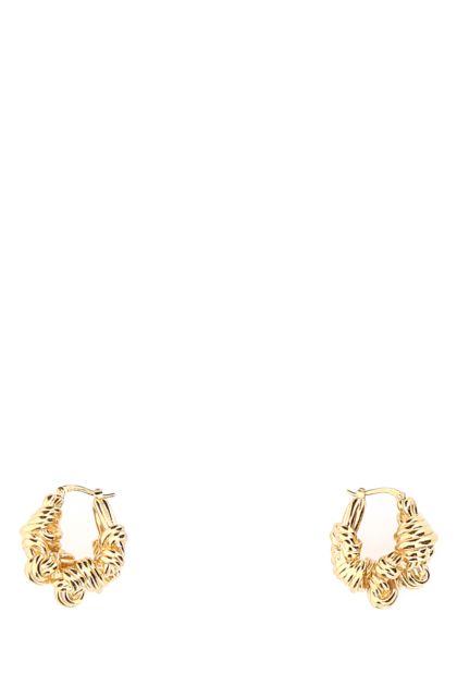 925 silver Knot earrings