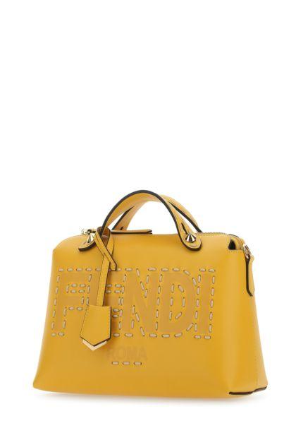 Yellow leather medium By The Way handbag