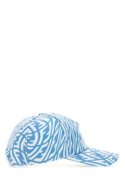 Embroidered polyester hat