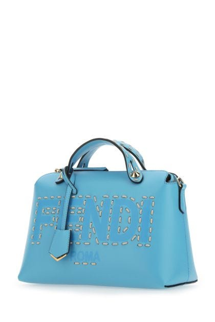 Light blue leather medium By The Way handbag
