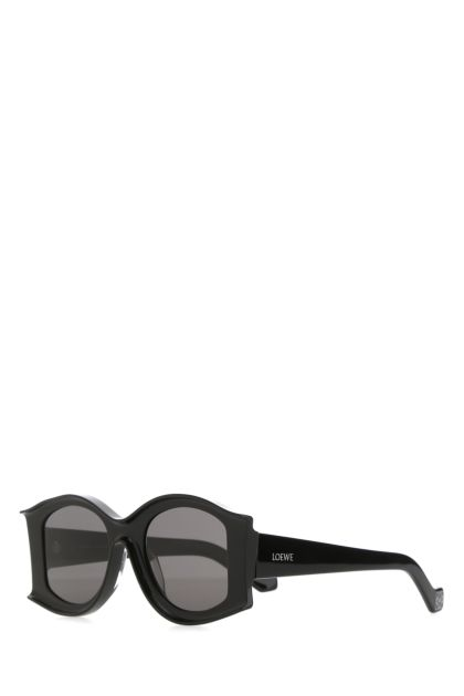 Black acetate Paula's Ibiza sunglasses